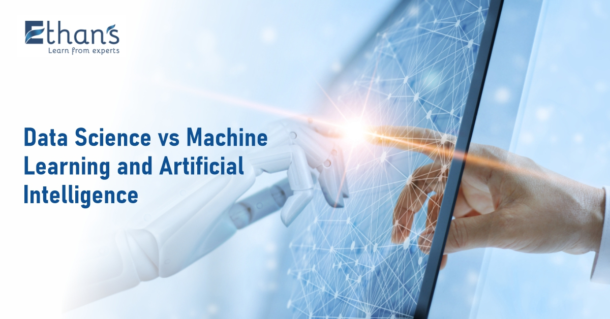 Data Science vs Machine Learning and Artificial Intelligence